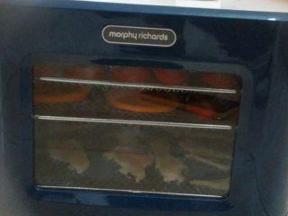 自制水果茶,放入干果机里