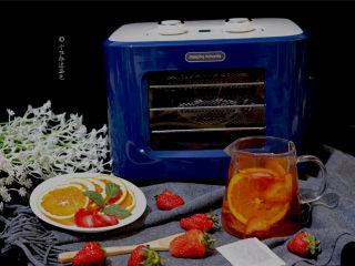 自制水果茶,三部帮您完成水果茶,美容养颜还能量满满哦