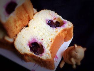 紫葡萄玉枕蛋糕