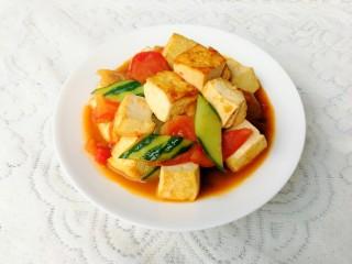 彩蔬焖豆腐,减肥也可以吃得这么饱哦