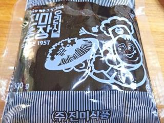 韩国黑豆酱炸酱面,韩国黑豆酱