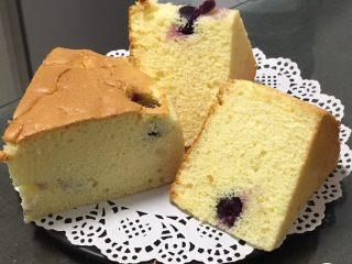 葡萄酸奶蛋糕