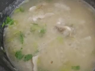 沙丁鱼粥,完美