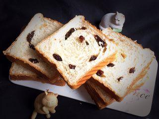 葡萄吐司面包
