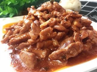 糖醋里脊肉,这样做出来的里脊肉,满满的都是嫩肉,鲜嫩美味