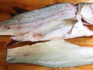酸菜鱼,如图片得够干净的吧😎😎,刀要锋利也是片好鱼肉的因素之一。