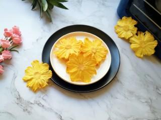 菠萝花,味道更是棒棒哒!