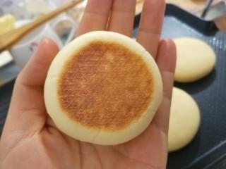 养胃山药饼,成品。颜色很漂亮。表面不软不硬,刚刚好。