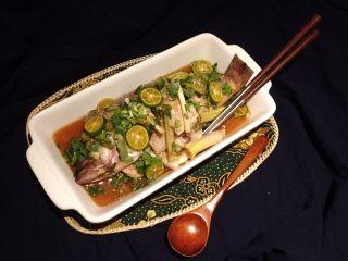 泰式香茅鱼