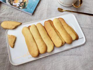 奶香手指饼