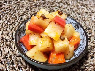简单易做的美味泡菜