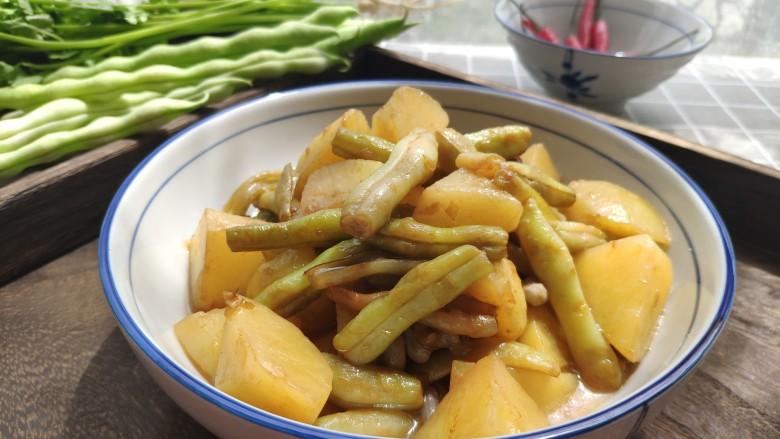 芸豆炖土豆,非常好做又好吃的家常菜,快做给家人尝尝吧!