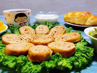 豆皮蒸肉卷,普通的食材用心去做就会得到意想不到的收获