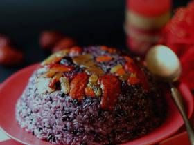 生日除了吃蛋糕,这碗八宝饭也是一定要吃的!