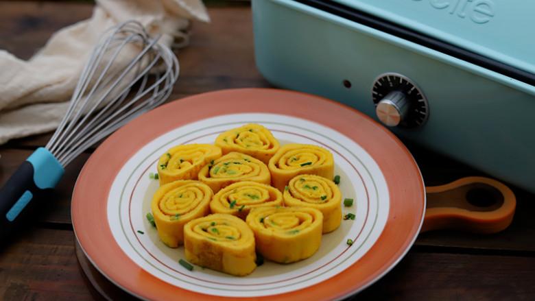 香葱厚蛋烧