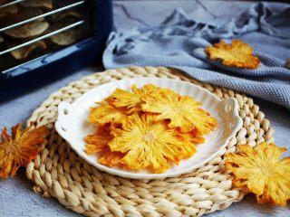 小零食 菠萝花,健康无添加的零食。