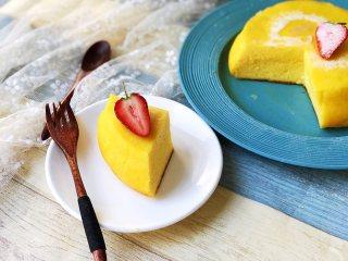 日式舒芙蕾芝士蛋糕,成品1