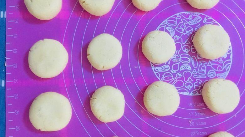 土豆饼,用同样的方法做好所有的饼