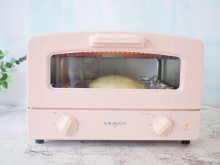 芝士榴莲饼,放入预热好的烤箱,上下火185度,烤15分钟