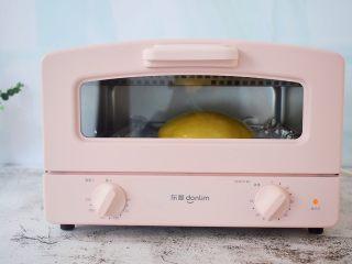 芝士榴莲饼,继续放入烤箱烤15分钟即可