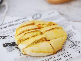 芝士榴莲饼,成品图