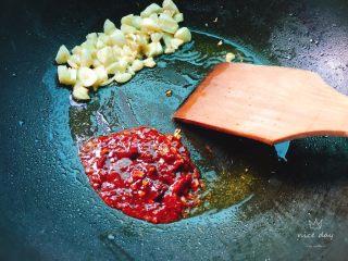 酱爆刀豆,1勺豆瓣酱