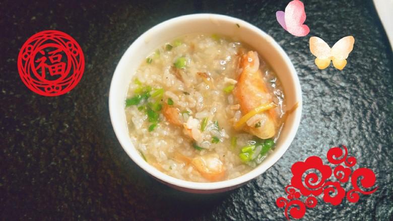 超鲜虾鱼片粥