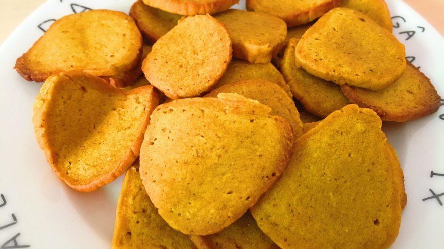 枸杞红枣饼干