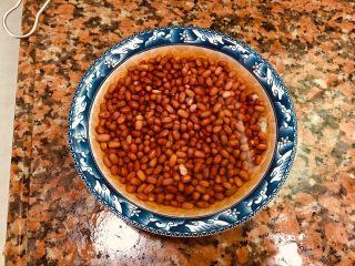 牛奶红豆卷,红豆泡8小时左右。