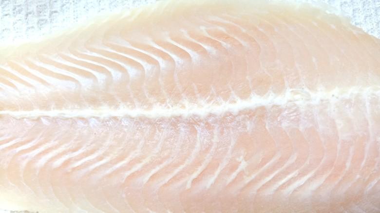 番茄龙利鱼,龙利鱼洗净吸干水分