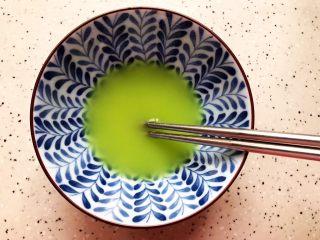 芥末芦笋拌百合,搅拌均匀,备用