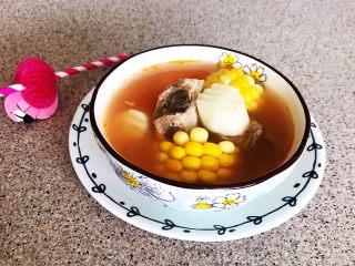 美味养生汤   果蔬排骨汤