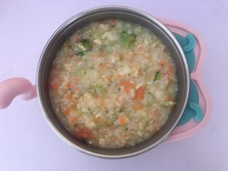 宝宝鸡肉粥,辅食交流V: nakunkun