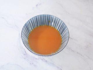 香菇蒸鹌鹑蛋,蒸熟后取出把汤汁倒入碗中,加入生抽、蚝油、白糖、淀粉,水搅拌均匀