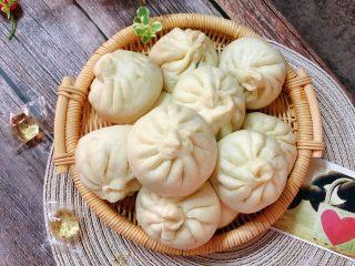 桂花豆沙包