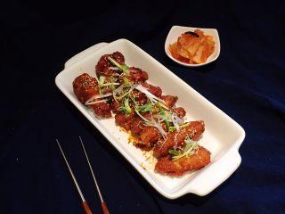 韩式炸鸡,开动