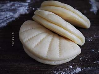 荷叶饼,来一张荷叶饼的单独照,内敛文艺风