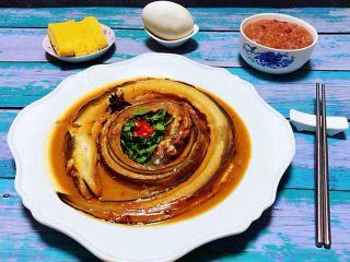红烧海鳗,海鳗鱼的营养超级丰富适合各类人群享用