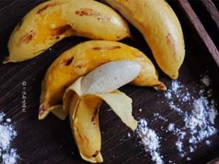 仿真香蕉馒头