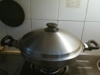 野菜豆腐包子,凉水上锅蒸制20分钟 焖2-3分钟