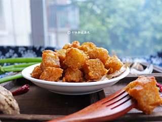 自制鱼豆腐,讲真,试过自己做你会发现之前吃的只能叫淀粉丸