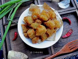 自制鱼豆腐,刚做好的鱼豆腐馋的小姿口水都流出来了