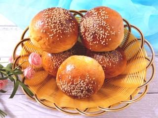 汉堡胚,香香软软的汉堡胚