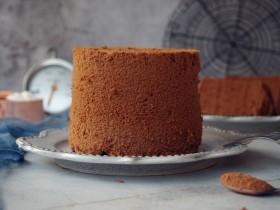 4寸可可蛋糕