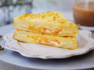 芒果酸奶吐司,图二