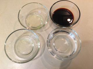 南瓜煮小排,米啉、米酒、酱油、水