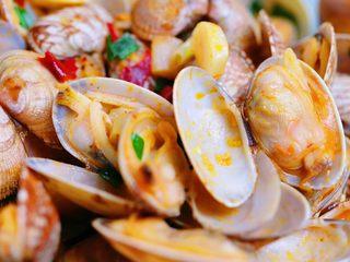 辣炒花蛤,好鲜美