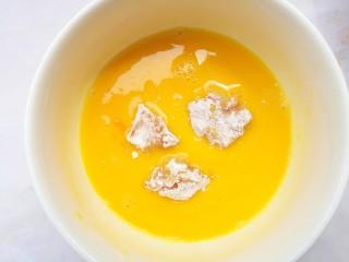 狂甩肯德基几条街的劲爆鸡米花,裹一层蛋液。