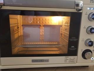 栗子魔方,柏翠5400烤箱启动发酵模式,36到38度。