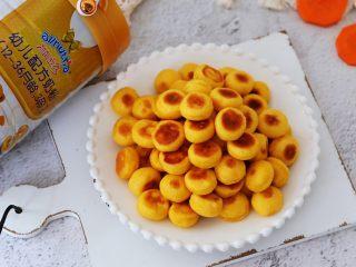 胡萝卜奶香小饼,图二